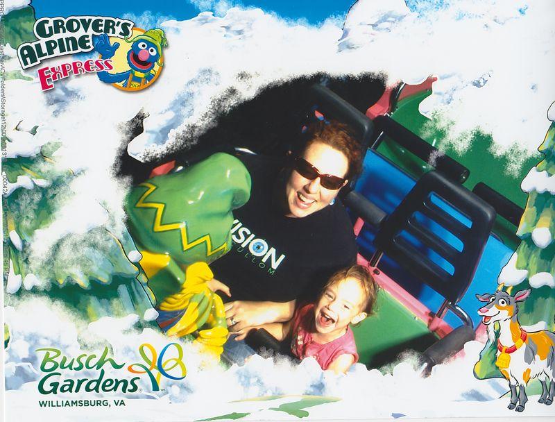 Maria Roller Coaster